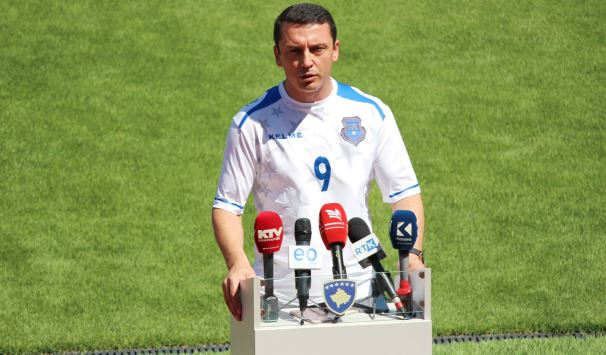 Ministri Gashi: Stadiumi meritë e MKRS-së dhe Fadil Vokrrit