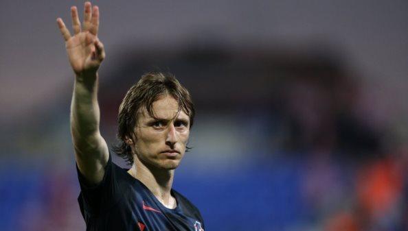 """Modric flet për """"Topin e Artë"""""""