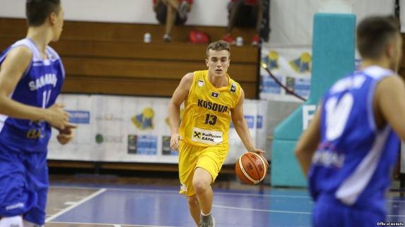 Basketbollistët e Kosovës do të shkojnë në Sarajevë