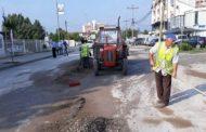 Nis dezinsektimi në shtëpitë e prekura nga vërshimet në Suharekë (Foto)