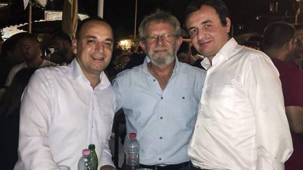 Ish – kandidati i AKR-së për kryetar të Prizrenit, i bashkohet Vetëvendosjes