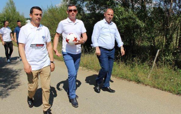 Gjashtë kompani në rrethin e ngushtë për ndërtimin e stadiumit Kombëtar të Kosovës në Drenas