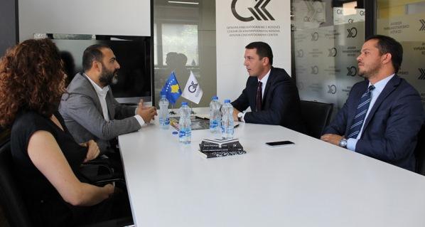 Ministri Gashi : MKRS-ja rrit 100% buxhetin për Qendrën Kinematografike të Kosovës