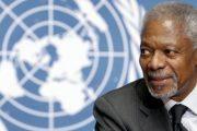 Vdes Kofi Annan
