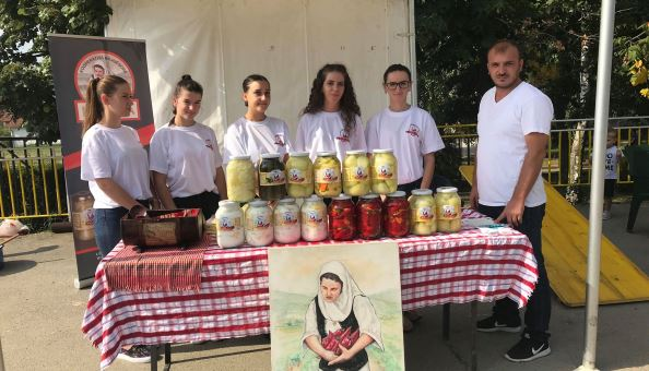 """Në Krushë të Madhe po mbahet """"Agro Festa 2018""""(Foto-Video)"""