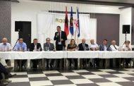 LDK takim me qytetarë të Suharekës