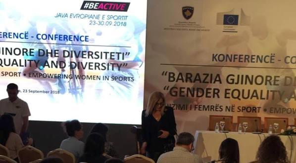 Nis Java Evropiane e Sportit në Kosovë