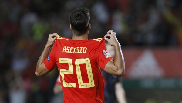 """Asensio: """"Asnjëherë nuk e kam menduar largimin nga Reali"""""""