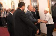 Haradinaj në Teqenë e Lugishtës së Hasit(Foto)