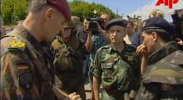 Ka vdekur gjenerali gjerman që i dha oficerit serb 28 minuta kohë për t'u larguar nga kufiri në Morinë