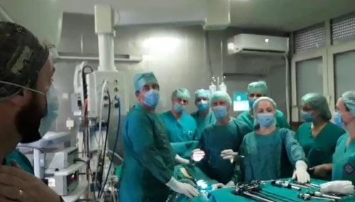 Në Spitalin e Prizrenit, kryhet operacioni i parë me Laparaskop