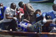 VIDEO/ Rendohet bilanci, 209 të vdekur nga përmbytja e anijes në Tanzani, arrestohet kapiteni