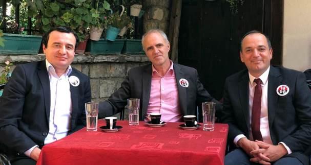 Agim Thaçi i bashkohet Vetëvendosjes në Prizren