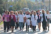 Suharekë: Organizohen aktivitete për luftën kundër kancerit të gjirit