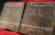 """Në Prizren u promovua libri """" Në kujtesën e qytetit"""" i autorit Salajdin Krasniqi"""