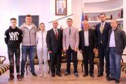 Gashi e quan sukses historik të Kosovës medaljen në Lojërat Olimpike për të Rinj