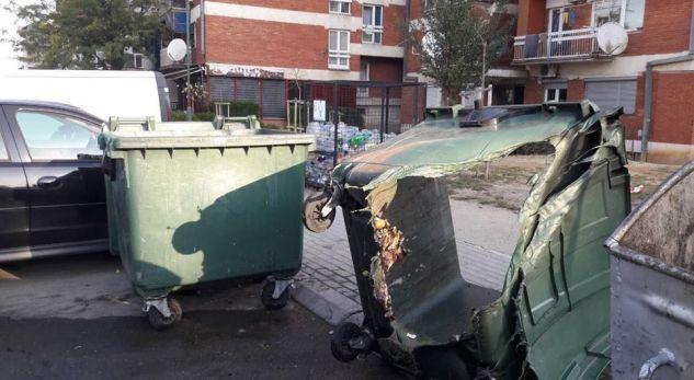 """""""Eko-regjioni"""" në Prizren,  sërish reagon ndaj djegies së kontejnerëve"""