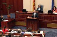 Parlamenti i Maqedonisë pritet të debatojë sot për çështjen e emrit