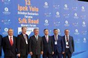 Mytaher Haskuka merr pjesë në Forumin e 13-të të Rrugës së Mëndafshit në Antalya