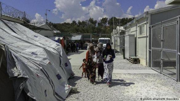 Terror në strehimoren e refugjatëve Moria të Greqisë
