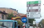 Vendosen tabelat informuese për monumentet kulturore në Prizren (Foto)
