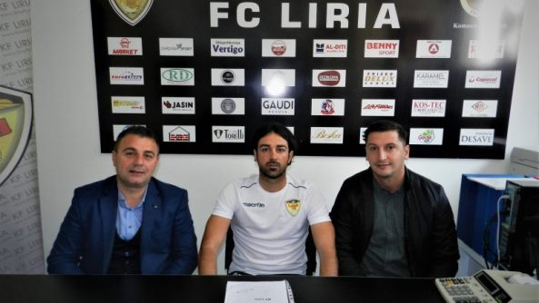 Zyrtare: Liria prezanton trajnerin e ri italian, Alberto Vincenzo Anesse(Foto)
