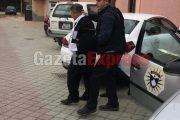Fjalët e Burdushit gjatë arrestimin nga policia
