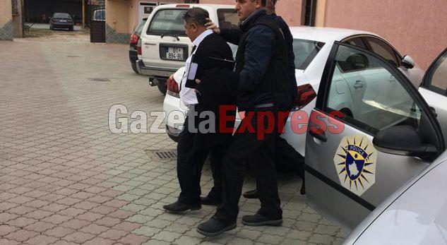 Arrestohet Burdushi