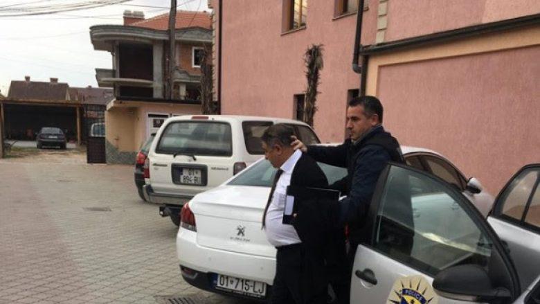 Lirohet nga burgu Burdushi