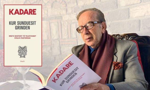 Lexuesit spanjishtfolës duan Nobel për shqiptarin Ismail Kadare