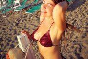 Këngëtarja italiane, ikona-seksi e Instagramit (Foto)