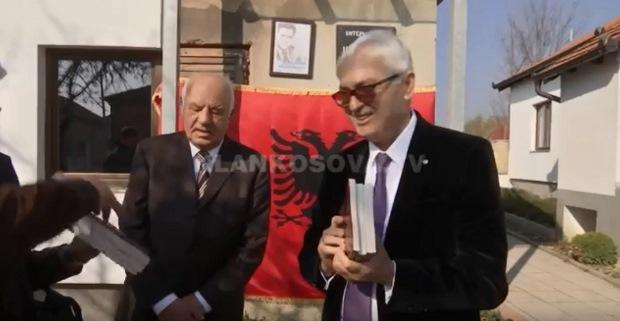 Tre ish-presidentë vizitojnë Krushën e Madhe (VIDEO)
