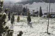 Prevalla mbulohet me borë (Foto)