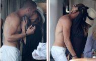 Dikur puthej me futbollistin shqiptar, sot po i bën masazh tenistit bullgar