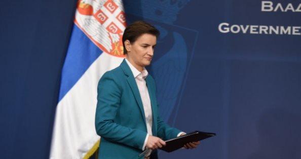 """Bërnabiq thotë se """"taksa 100% i ka sjellë serbët buzë katastrofës humanitare"""""""