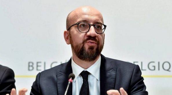 Jep dorëheqjen kryeministri belg, Charles Michel