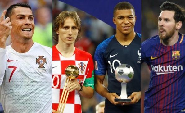 """Modric, Ronaldo, Mbappe… favoriti për ta fituar """"Topin e Artë"""""""