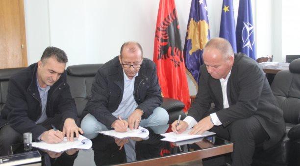 Mbi 765 mijë euro për rregullimin e një lumi në Rahovec