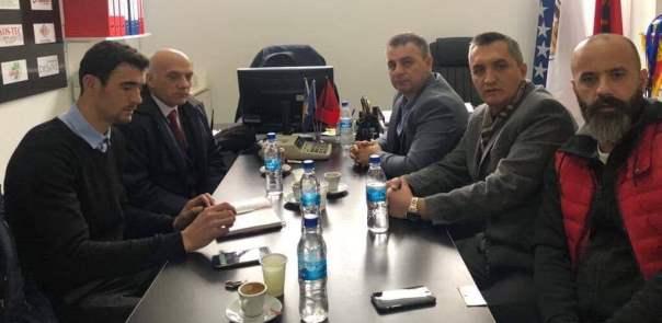 Mazreku premton mbështetje për Lirinë e Prizrenit
