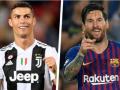 Ronaldo e fton Messi-n në Serie A