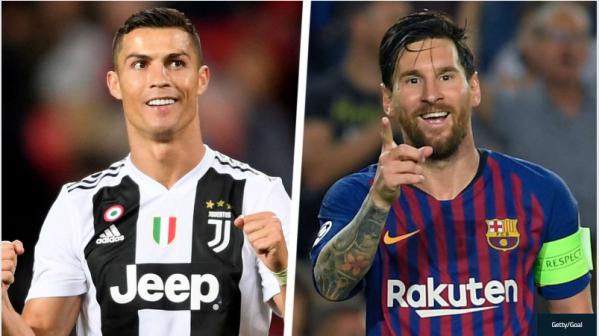 Pamjet përmbledhin 10 gjërat që Ronaldo mund t'i bëjë, ndërsa Messi jo