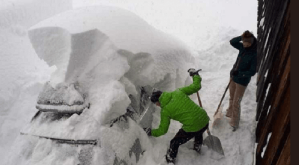 Gjendje e jashtëzakonshme në Gjermani pas stuhisë së borës