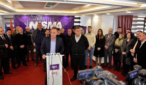 Limaj në Prizren, prezanton aderimet e reja të Nismës