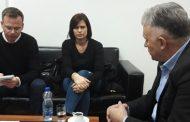 OSBE interesohet për vazhdimin e akreditimit të programeve në gjuhën turke dhe boshnjake në UPZ