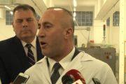 """Haradinaj viziton kompaninë """"Liri"""" në Prizren: Këtu prodhohen produktet më të mira"""