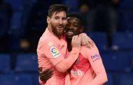 Dembele: Messi ta bën lojën më të lehtë
