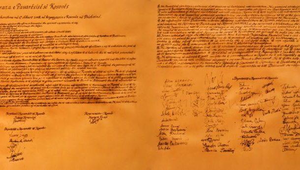 Deklarata e Pavarësisë do të niset për në Prizren