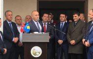 Haradinaj viziton Mamushën, thotë se kjo komunë është urë lidhëse mes Kosovës dhe Turqisë