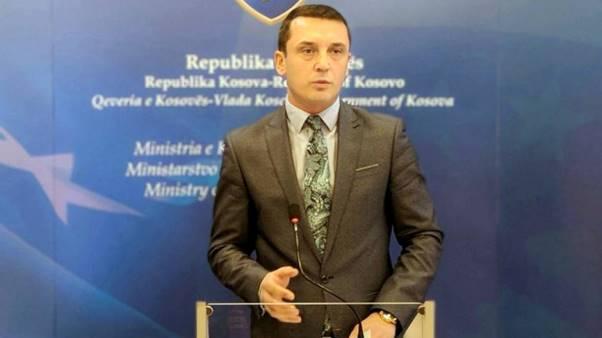 Ministri Gashi: Përkrahja për federatat e sportistët për këtë vit është rritur 100%