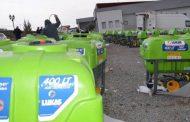 Shpërndahen 40 makina spërkatëse për bujqit e Malishevës